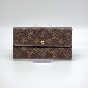 Louis Vuitton Pochette Monnaie Monogram Wallet